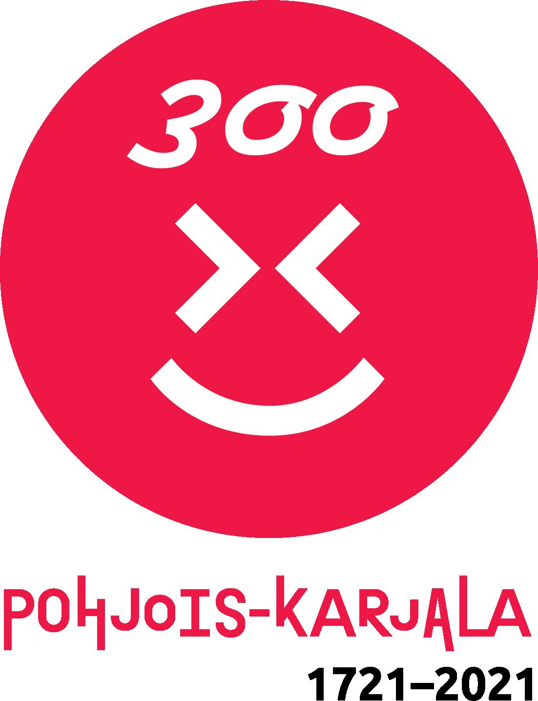 Pohjois-Karjala 300 -tunnus